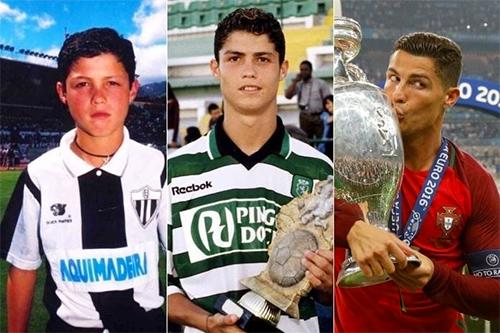 Cristiano Ronaldo và ngã rẽ cuộc đời