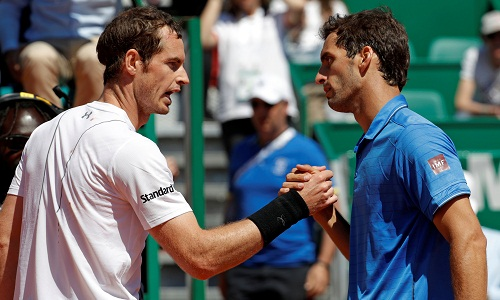 Murray thua sốc ở vòng ba Monte Carlo