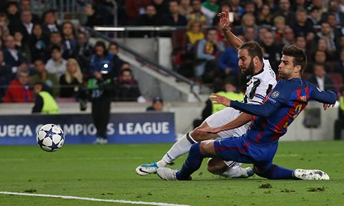 """Pique: """"Juventus chơi tốt hơn Barca, có thể vô địch mùa này"""""""