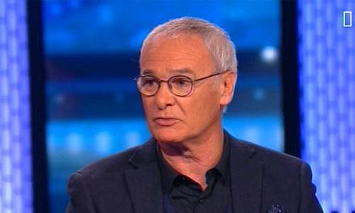 Ranieri cân nhắc trở lại Ngoại hạng Anh