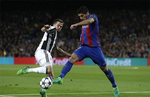 Barca chấm dứt giấc mơ Champions League bằng trận hòa Juventus