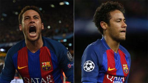 """Hành trình từ """"thiên đường xuống địa ngục"""" của Neymar"""