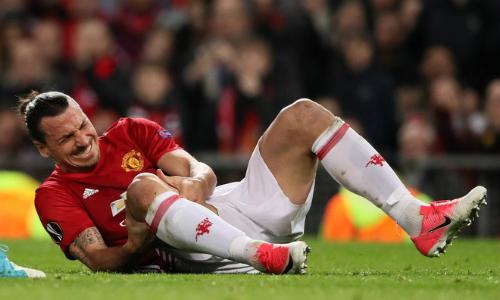 Ibrahimovic có thể phải nghỉ thi đấu đến đầu năm 2018