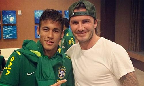 Neymar là sao bóng đá duy nhất vào 100 người ảnh hưởng nhất thế giới