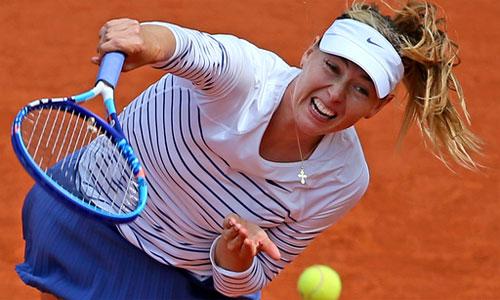 """Sharapova trở lại: Khi """"phiên tòa"""" bây giờ mới bắt đầu"""