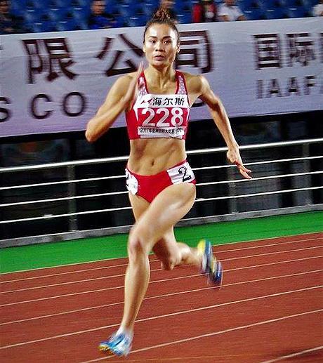 Quách Thị Lan, Quách Công Lịch cùng giành huy chương châu Á