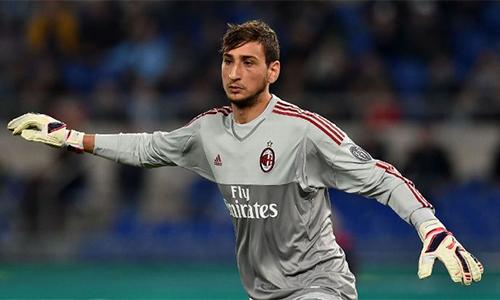 """""""Buffon mới"""" chưa ký hợp đồng mới, để ngỏ khả năng rời AC Milan"""