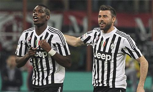 "Barzagli: ""Pogba sẽ hối tiếc nếu Juventus vô địch Champions League"""