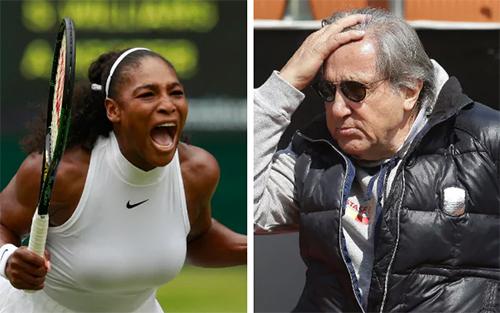 Cựu số một thế giới thà ngồi tù còn hơn xin lỗi Serena