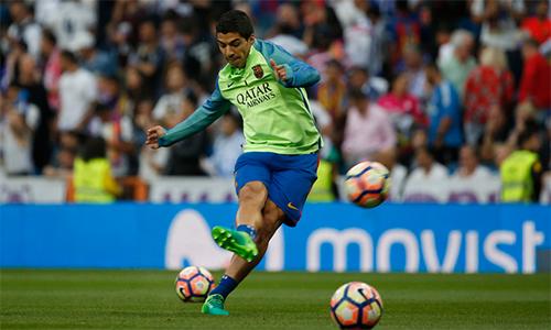 """Suarez quyết cắt mạch trận """"tịt ngòi"""" vào đêm nay"""