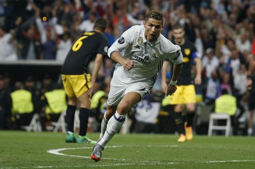 Ronaldo - Người đại diện cho Chủ nghĩa chuyên nghiệp