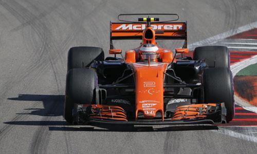 McLaren tính thuê game thủ làm tay đua giả lập