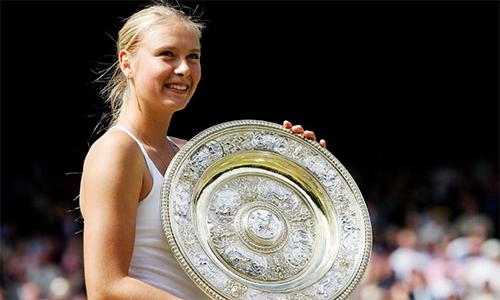 Wimbledon sẵn sàng trao suất đặc cách cho Sharapova