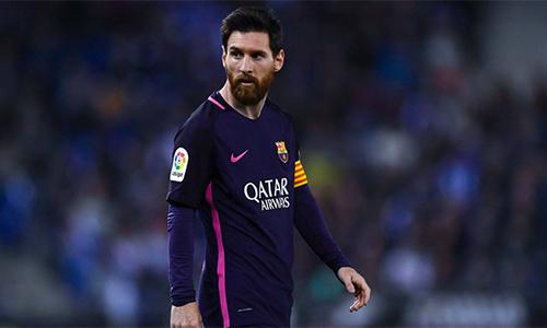 Messi từ chối gia hạn hợp đồng với Barca