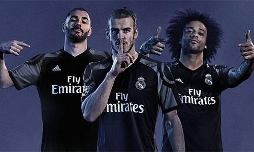 Real Madrid kiếm được 1,1 tỷ đôla từ hợp đồng với Adidas