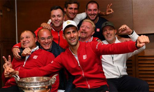 Madrid Mở rộng 2017 và một hành trình khác của Djokovic