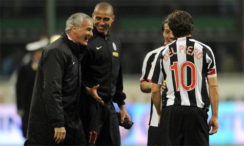 Ranieri cảnh báo Juventus trước trận lượt về với Monaco