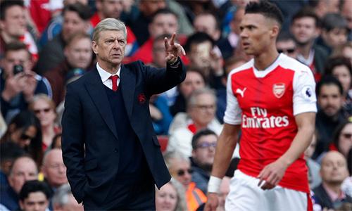 """Wenger: """"Arsenal cần sự trợ giúp để vào Top Bốn"""""""