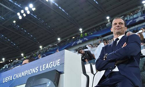 Allegri tin Juventus sẽ vô địch Champions League sau 21 năm