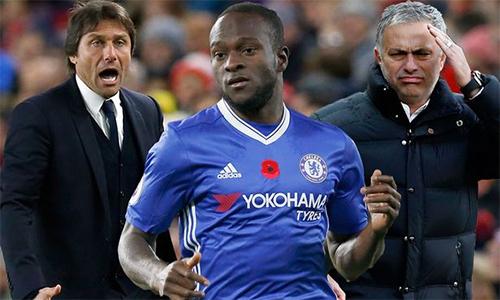 "Victor Moses: ""Conte hồi sinh sự nghiệp của tôi ở Stamford Bridge"""