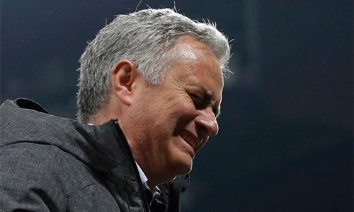 """Mourinho: """"Man Utd chịu đựng đến phút cuối cùng"""""""