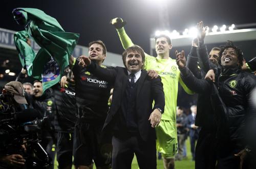 Conte yêu cầu Chelsea giành Cup FA sau khi vô địch Ngoại hạng