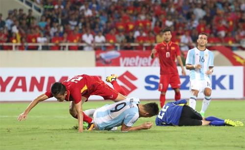 Chấn thương ở trận gặp U22 Việt Nam, trụ cột của Argentina nghỉ U20 World Cup