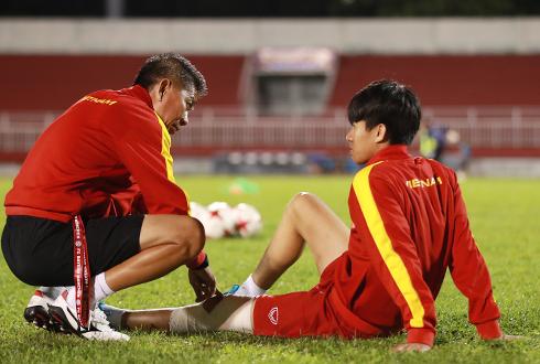 Việt Nam thiệt quân trước thềm U20 World Cup