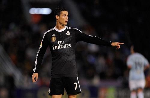 Ronaldo hạnh phúc dù phải ngồi ngoài nhiều ở La Liga