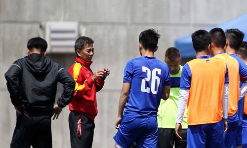 """HLV U20 Việt Nam: """"New Zealand không quá ghê gớm"""""""