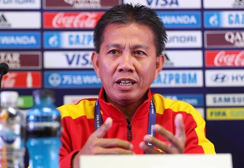 """HLV Hoàng Anh Tuấn: """"New Zealand có lẽ nghĩ rằng Việt Nam mới biết đá bóng"""""""