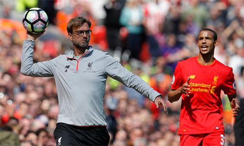Klopp cố cởi bỏ áp lực cho Liverpool trước trận định đoạt vé Cup C1