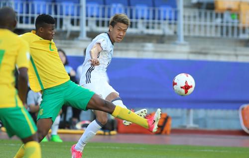 Nhật Bản ngược dòng hạ Nam Phi tại U20 World Cup
