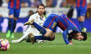 10 sai lầm của trọng tài tác động tới cục diện La Liga mùa này