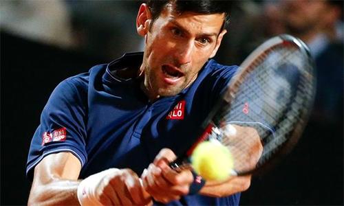 Djokovic hủy diệt Thiem, vào chung kết Rome Masters