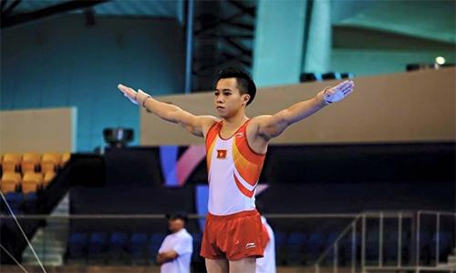 Lê Thanh Tùng đoạt HC vàng tại giải vô địch TDDC châu Á