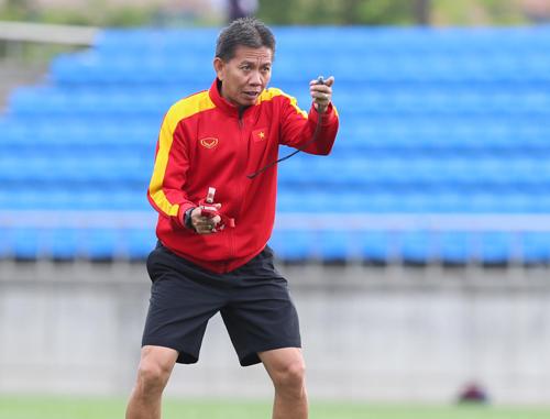 """HLV Hoàng Anh Tuấn muốn """"ăn thua đ"""" với U20 Pháp"""