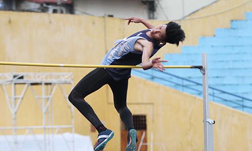 Điền kinh Việt Nam đoạt HC vàng ở giải trẻ châu Á
