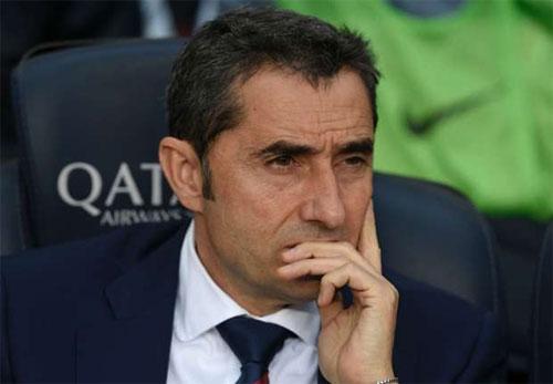 Valverde tiến gần hơn đến ghế HLV Barca
