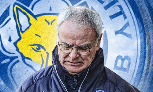 Ranieri sẵn sàng quay lại Ngoại hạng Anh