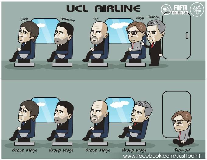 Wenger ngậm ngùi nhìn Mourinho nước rút lên tàu dự Champions League