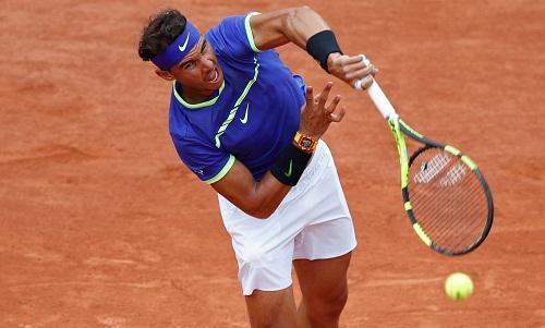 Nadal thắng dễ trận ra quân Roland Garros