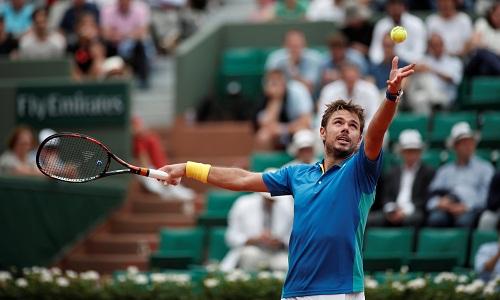 Wawrinka vào vòng hai Roland Garros