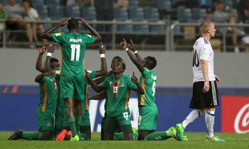 Đức dừng bước ở U20 World Cup