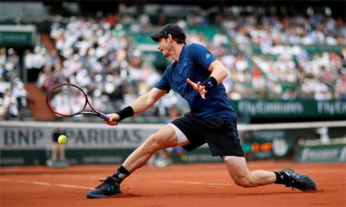 Murray nhọc nhằn thắng trận ra quân