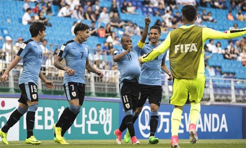 Châu Á sạch bóng tại U20 World Cup