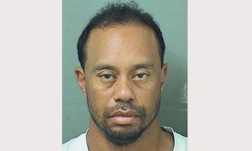 Tiger Woods ngủ gục trên vô lăng khi bị cảnh sát phát hiện
