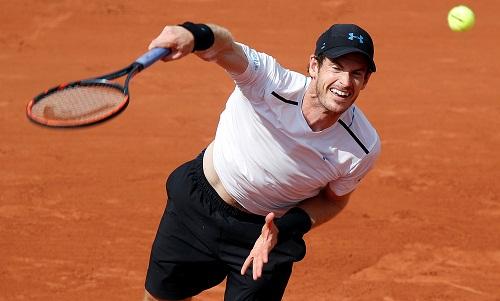 Murray nhọc nhằn vượt qua vòng hai Roland Garros
