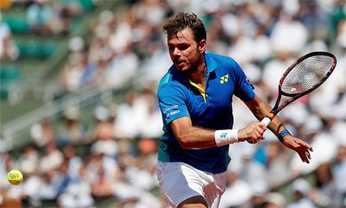 Wawrinka vào vòng ba, Bouchard chia tay Roland Garros