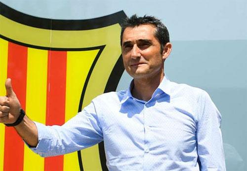 """Valverde: """"Tôi muốn làm Barca trở nên vĩ đại hơn"""""""